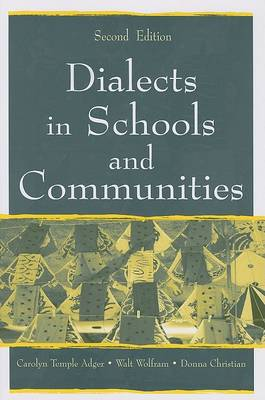 Dialects in Schools and Communities (Paperback)