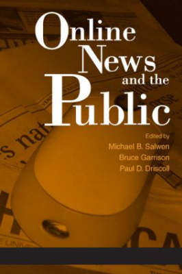 Online News and the Public - Routledge Communication Series (Hardback)