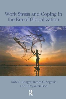 Work Stress and Coping in the Era of Globalization (Paperback)