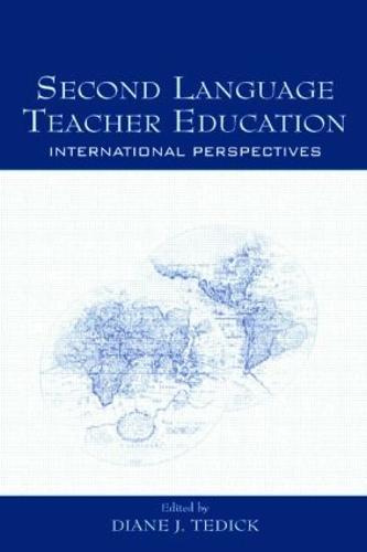 Second Language Teacher Education: International Perspectives (Paperback)