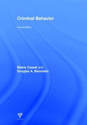 Criminal Behavior (Hardback)