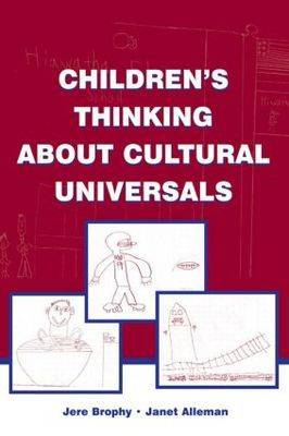Children's Thinking About Cultural Universals (Paperback)
