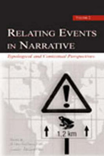 Relating Events Narrative Set (Hardback)