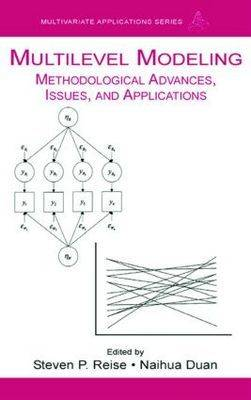 Multilevel Modeling: Methodological Advances, Issues, and Applications - Multivariate Applications Series (Paperback)