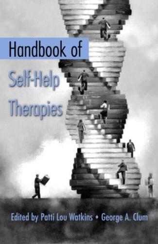 Handbook of Self-Help Therapies (Hardback)