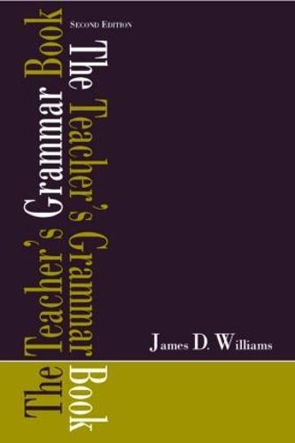 The Teacher's Grammar Book (Paperback)