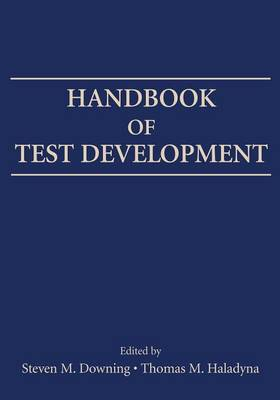 Handbook of Test Development - Educational Psychology Handbook (Paperback)