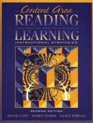 Content Area Reading and Learning: Instructional Strategies (Paperback)