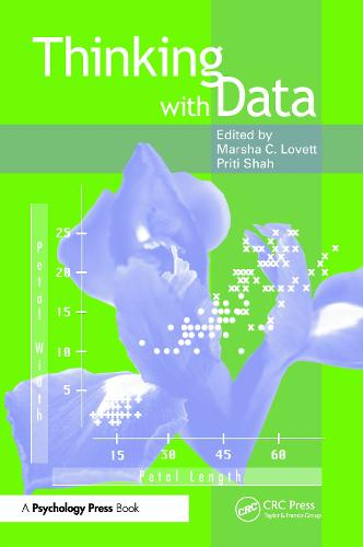 Thinking With Data - Carnegie Mellon Symposia on Cognition Series (Paperback)