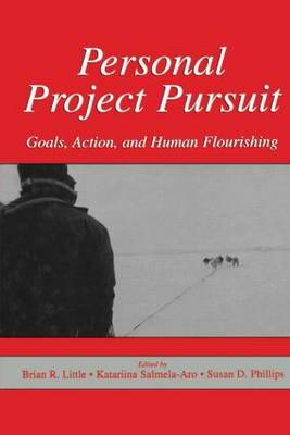 Personal Project Pursuit: Goals, Action, and Human Flourishing (Hardback)