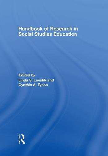 Handbook of Research in Social Studies Education (Hardback)