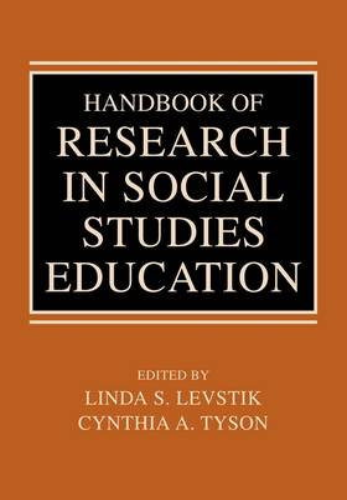Handbook of Research in Social Studies Education (Paperback)