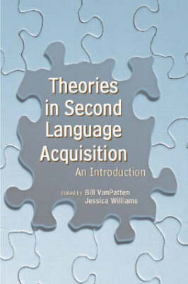 Theories in Second Language Acquisition: An Introduction - Second Language Acquisition Research Series (Paperback)
