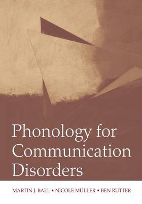 Phonology for Communication Disorders (Paperback)