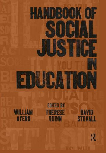 Handbook of Social Justice in Education (Hardback)