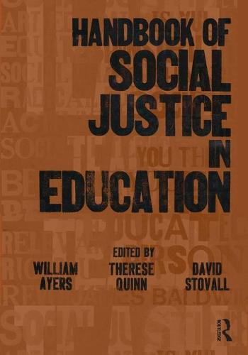 Handbook of Social Justice in Education (Paperback)