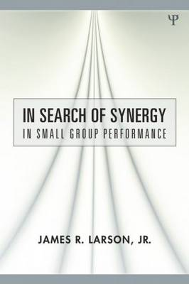 In Search of Synergy in Small Group Performance (Paperback)