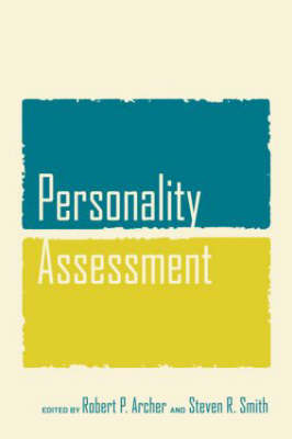 Personality Assessment (Paperback)