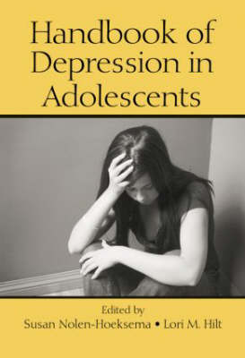 Handbook of Depression in Adolescents (Hardback)