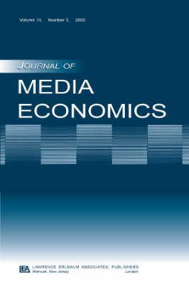 The Economics of the Multichannel Video Program Distribution Industry: A Special Issue of the journal of Media Economics (Paperback)