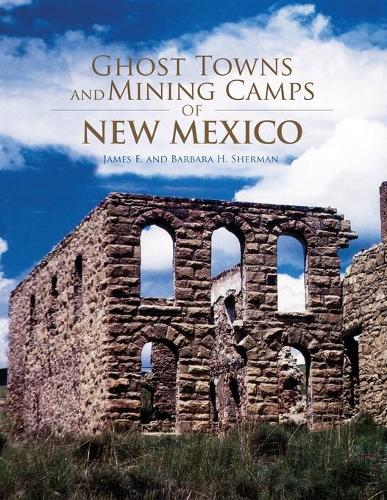 Ghost Towns and Mining Camps of New Mexico (Paperback)