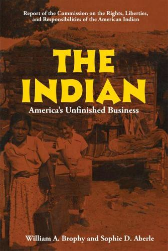 The Indian: America's Unfinished Business (Paperback)