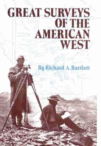 Great Surveys of the American West - The American exploration & travel series (Paperback)