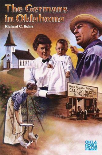 Germans in Oklahoma (Paperback)