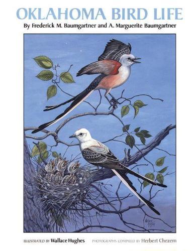 Oklahoma Bird Life (Hardback)