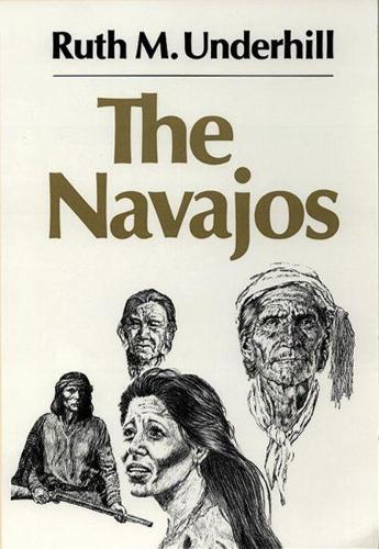 Navahos - Civilization of American Indian S. (Paperback)