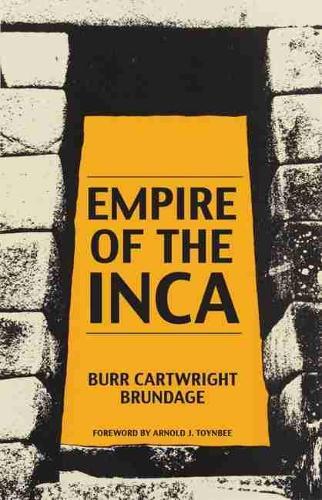 Empire of the Inca (Paperback)