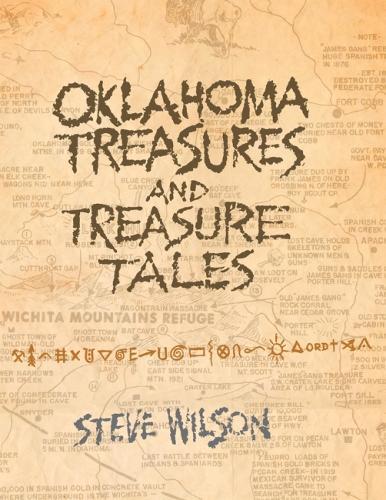 Oklahoma Treasures and Treasure Tales (Paperback)