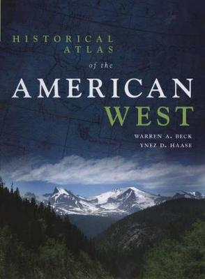 Historical Atlas of the American West (Paperback)