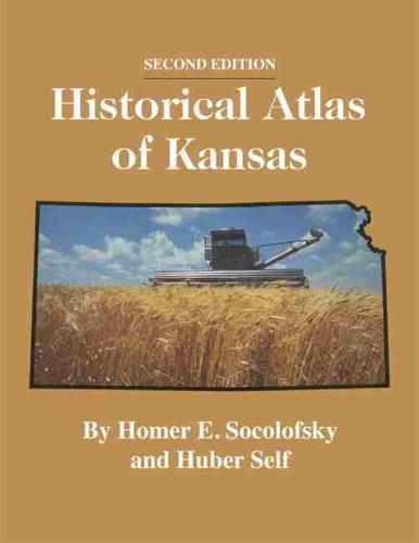 Historical Atlas of Kansas (Paperback)