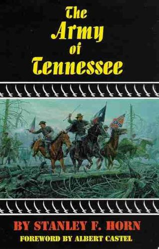 The Army of Tennessee - The Civilization of the American Indian Series (Paperback)
