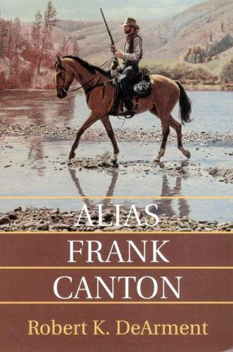 Alias Frank Canton (Paperback)