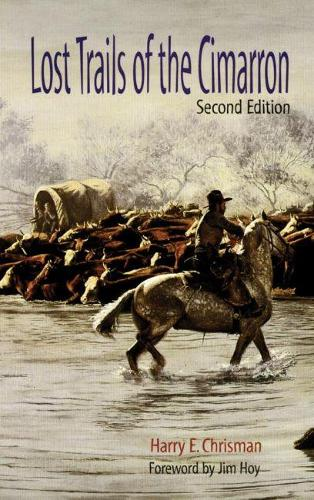 Lost Trails of the Cimarron (Paperback)
