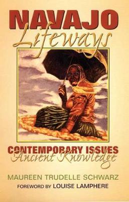 Navajo Lifeways: Contemporary Issues, Ancient Knowledge (Hardback)