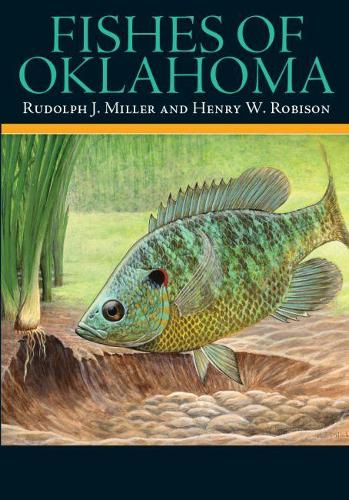 Fishes of Oklahoma (Paperback)
