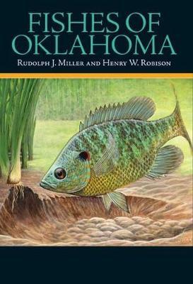 Fishes of Oklahoma (Hardback)