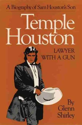 Temple Houston Lawyer with a Gun (Paperback)