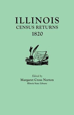 Illinois Census Returns, 1820 (Paperback)