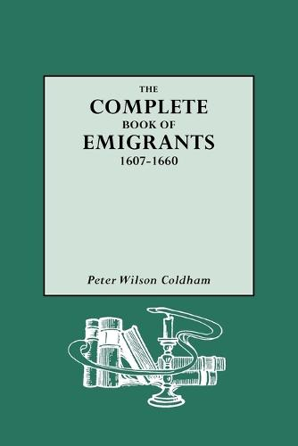 The Complete Book of Emigrants (Paperback)