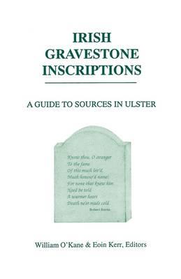 Irish Gravestone Inscriptions (Paperback)