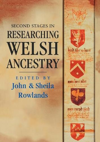 Second Stages in Researching Welsh Ancestry (Paperback)