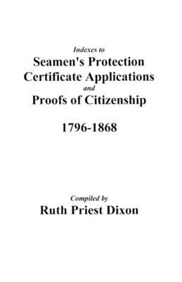 Index to Seamen (Paperback)