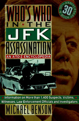 Who's Who in the Jfk Assassination (Paperback)