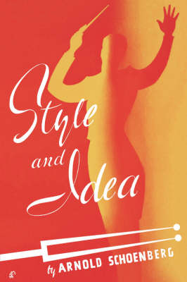 Style and Idea (Paperback)