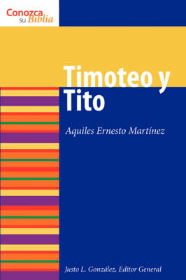 Timoteo y Tito - Know Your Bible (Spanish) (Paperback)
