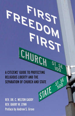 First Freedom First (Paperback)
